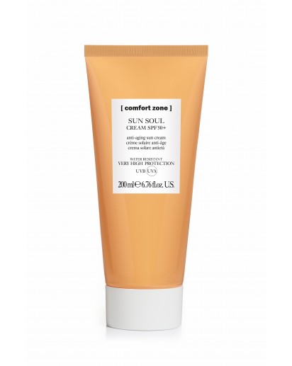 COMFORT ZONE - SUN SOUL FACE & BODY CREAM SPF50