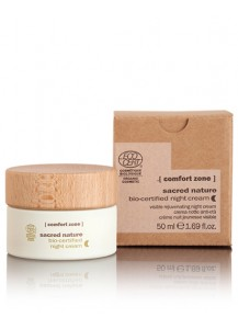 sacred nature night cream
