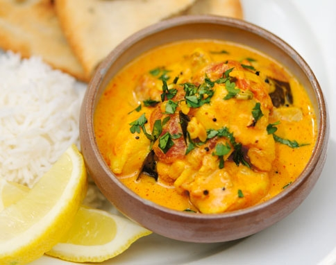 2. AUTHENTISCHE INDISCHE GELBE CURRY